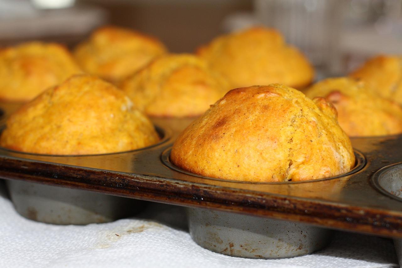Anne Marie's corn muffins